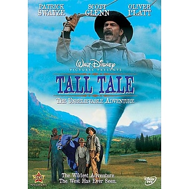 Tall Tale: The Unbelievable Adventure (DVD)