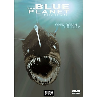 Blue Planet: Seas of Life Part 2: Open Ocean/The Deep (DVD)