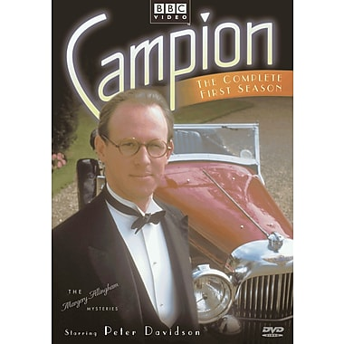 Campion: The Complete First Season (DVD)