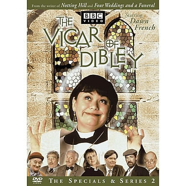 The Vicar of Dibley: The Complete Series 2 (DVD)