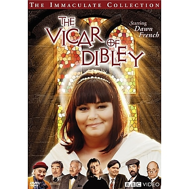 The Vicar of Dibley: The Immacualte Collection (DVD)