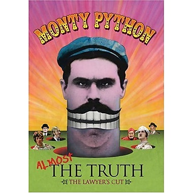 Monty Python: Almost The Truth: The Lawyers Cut (DVD)