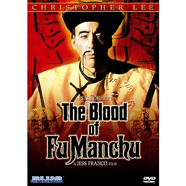 The Blood of Fu Manchu (DVD)
