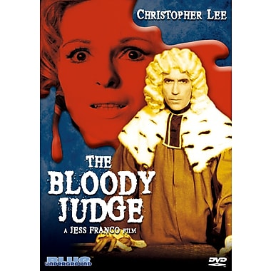 The Bloody Judge (DVD)