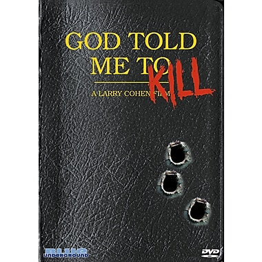 God Told Me To (DVD)