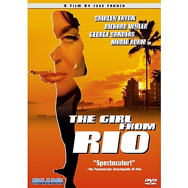 The Girl From Rio (DVD)