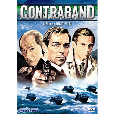 Contraband (DVD) 2004