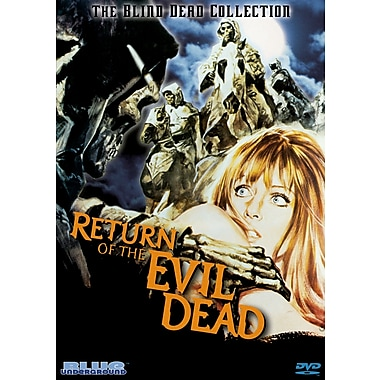 Return of the Evil Dead (DVD)