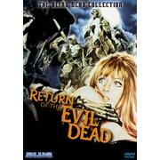 Return of the Evil Dead (DVD)