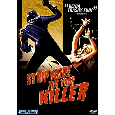 Strip Nude For Your Killer (DVD)