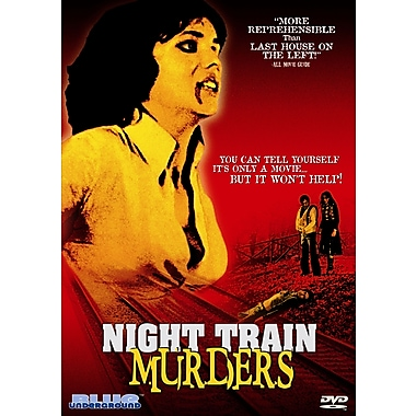 Night Train Murders (DVD)