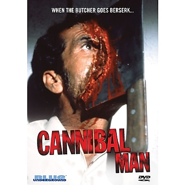 Cannibal Man (DVD)