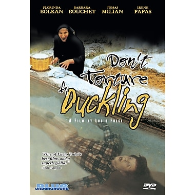 Don't Torture a Duckling (DVD)