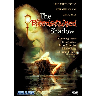 The Bloodstained Shadow (DVD)
