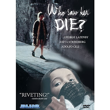 Who Saw Her Die? (DVD)