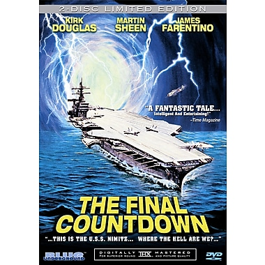 The Final Countdown (DVD)