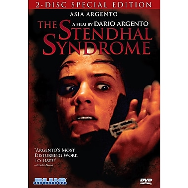 The Stendhal Syndrome (DVD)