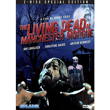 The Living Dead At Manchester Morgue (DVD)