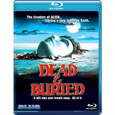 Dead & Buried (Blu-Ray)
