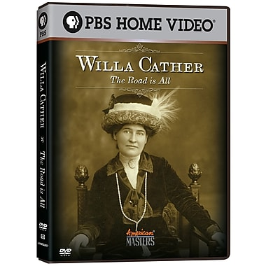 Willa Cather: The Road Is All (DVD)