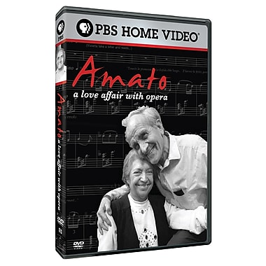Amato - A Love Affair with Opera (DVD)