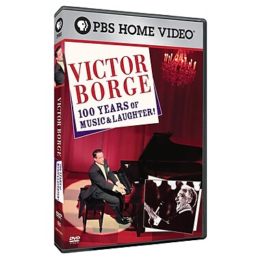 Victor Borge: 100 Years of Laughter (DVD)
