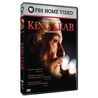 Great Performances: King Lear (DVD)