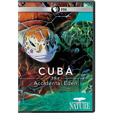 Cuba - The Accidental Eden (DVD)