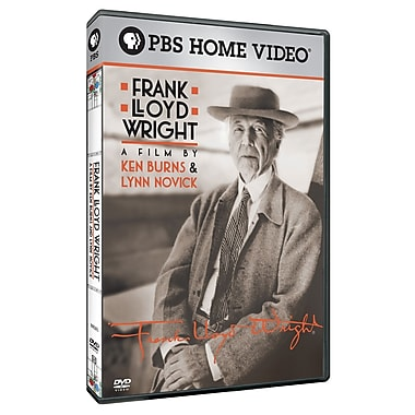 Ken Burns: Frank Lloyd Wright: A Film by Ken Burns & Lynn Novick (DVD)