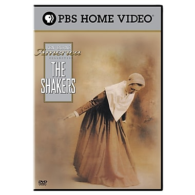 Ken Burns' America: The Shakers: Hands to Work, Hearts to God (DVD)