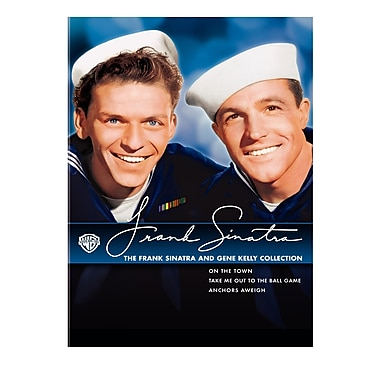 Frank Sinatra 10th Anniversary Promotion: The Frank Sinatra & Gene Kelly Collection (DVD)