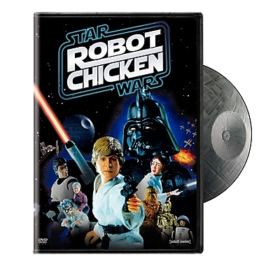 Robot Chicken: Star Wars (DVD)
