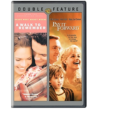 Walk To Remember/Pay It Forward (DVD)
