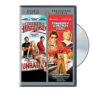 Dukes of Hazzrd/Starsky and Hutch (DVD)