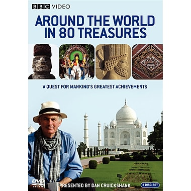 Around the World in 80 Treasures (DVD)