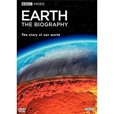 Earth: The Biography (DVD)
