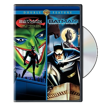Batman Beyond: The Return of the Joker/Batman: Mystery of the Batwoman (DVD)