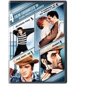 4 Film Favourite: Elvis Presley Classics (DVD)