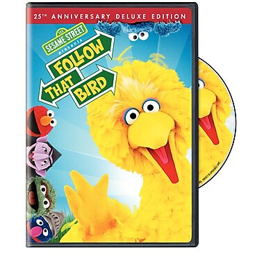 Sesame Street: Follow that Bird Deluxe Edition (DVD)