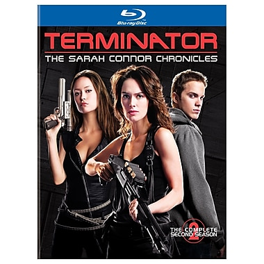 Terminator: The Sarah Connor Chronicles: The Complete Second Season (Blu-Ray)