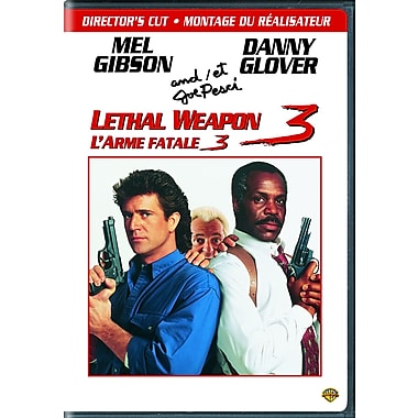 Lethal Weapon 3 (DVD)