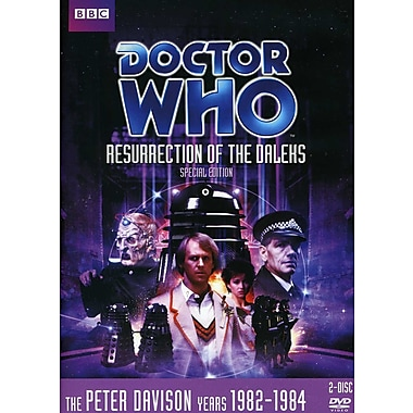 Doctor Who: Resurrection of the Daleks (DVD)