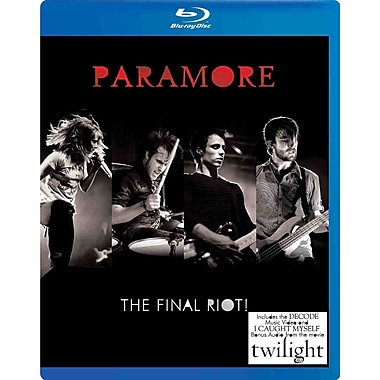 Paramore: The Final Riot (Blu-Ray)