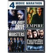4-Movie Marathon: Crime Thriller Collection (DVD)