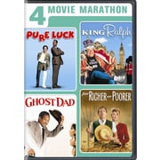 4-Movie Marathon: Family Comedy Collection (DVD)