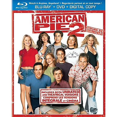 American Pie 2 (BRD + DVD + Digital Copy)