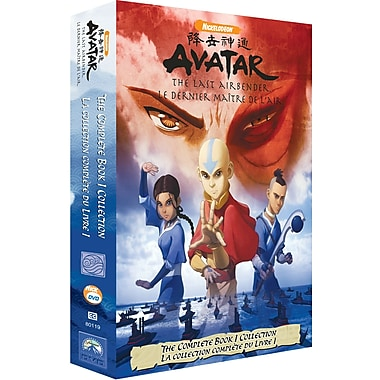 Avatar: The Last Airbender: The Complete Book I (DVD)