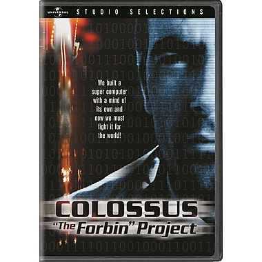 Colossus: The Forbin Project (DVD)