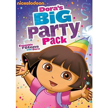 Dora The Explorer: Dora's Big Party Pack (DVD)