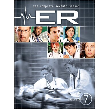 E.R.: The Complete Seventh Season (DVD)